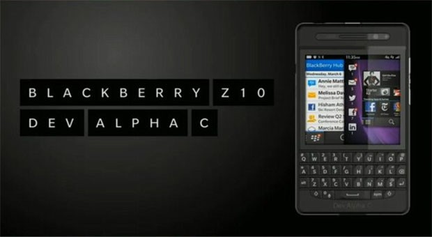 BlackBerry Q10 Developer Edition