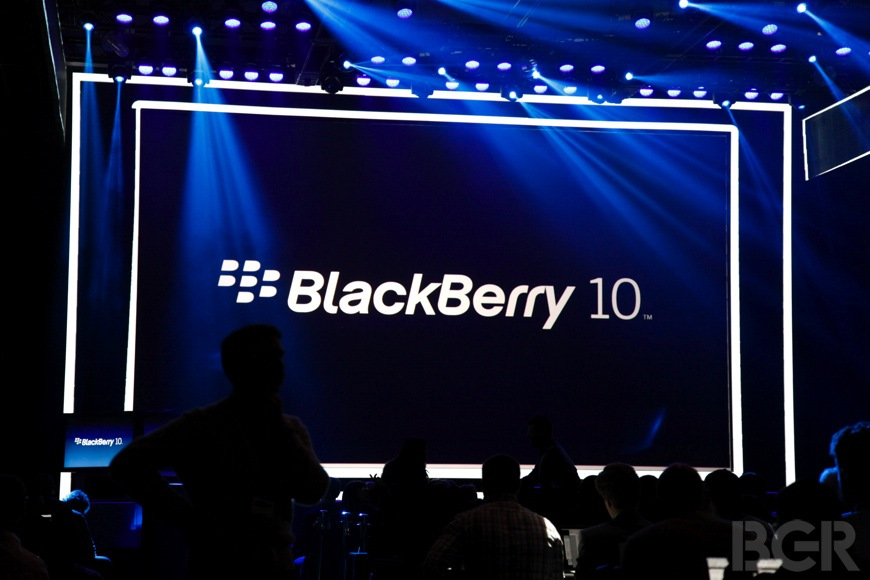 BlackBerry Analysis
