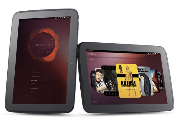 Ubuntu Mobile Operating System