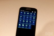 Samsung Galaxy S IV Hands-on Photo Gallery - Image 11 of 14