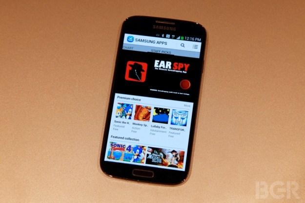 Samsung Galaxy S 4 BOM