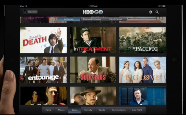 HBO Web TV Service