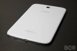 Samsung Tablet AMOLED Display