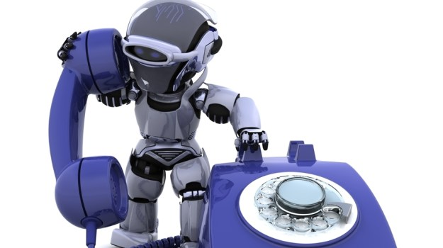 Google Engineers Robocall