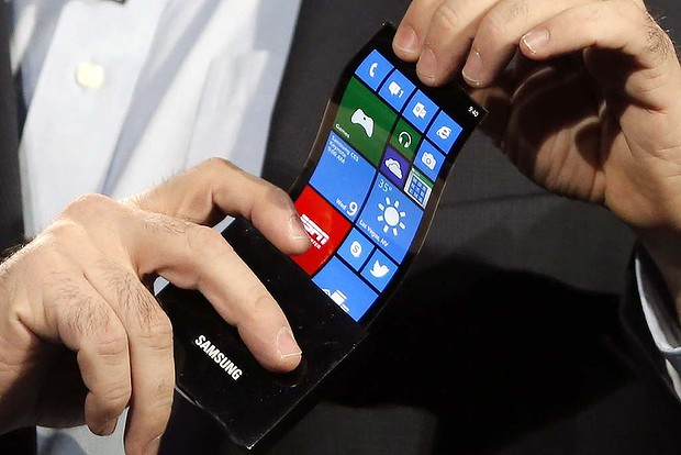 First Samsung devices with a flexible display could be delayed