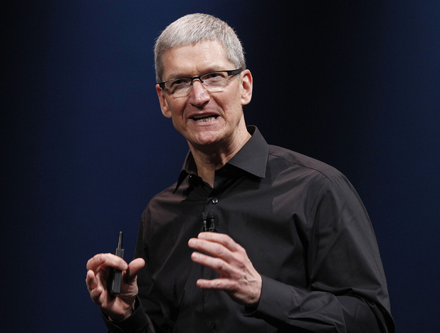 Tim Cook Confronted The KKK