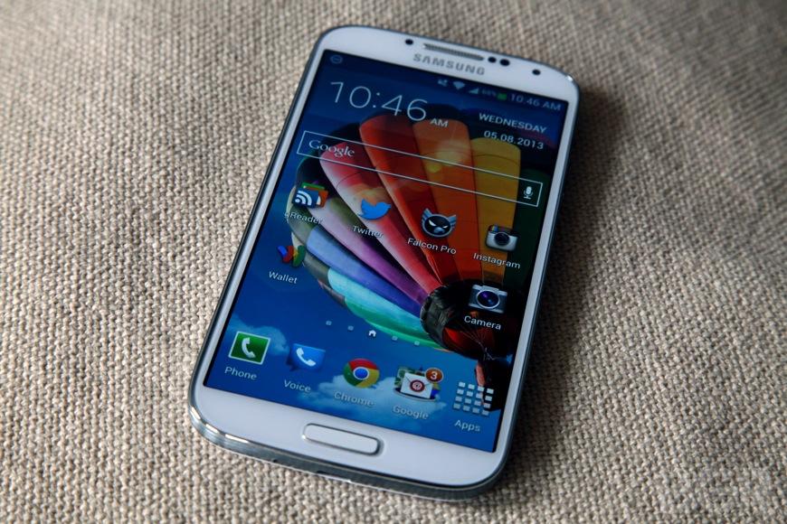 Galaxy S4 Autocorrect