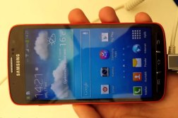 Samsung Galaxy S4 Active Video