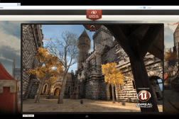 Mozilla Firefox Unreal Engine 3 Port