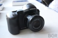 Samsung Galaxy NX hands-on - Image 3 of 7