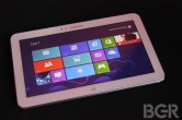 Samsung ATIV Tab 3 hands-on - Image 1 of 10