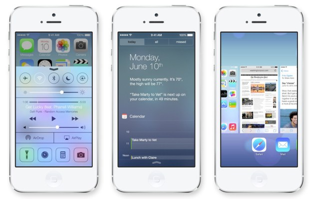 iOS 7 beta 3 release and download July 8th
