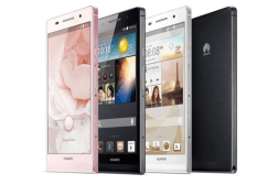 Huawei Google Edition Ascend P6
