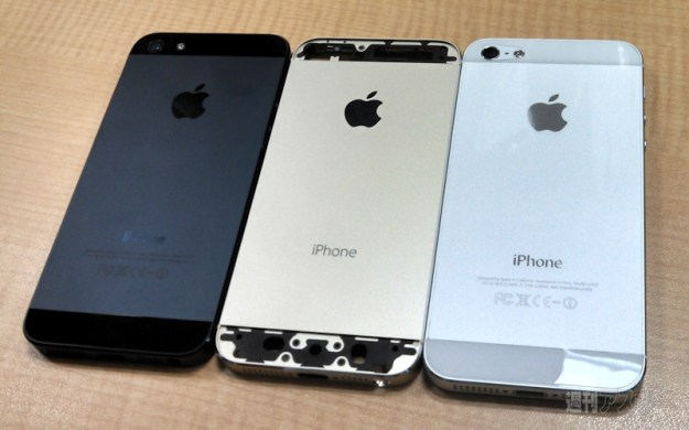 Gold iPhone 5S Confirmed