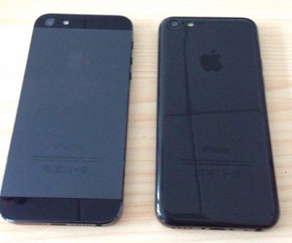 iPhone 5C Photos Black