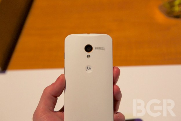 Motorola CEO Woodside Interview Moto X Android