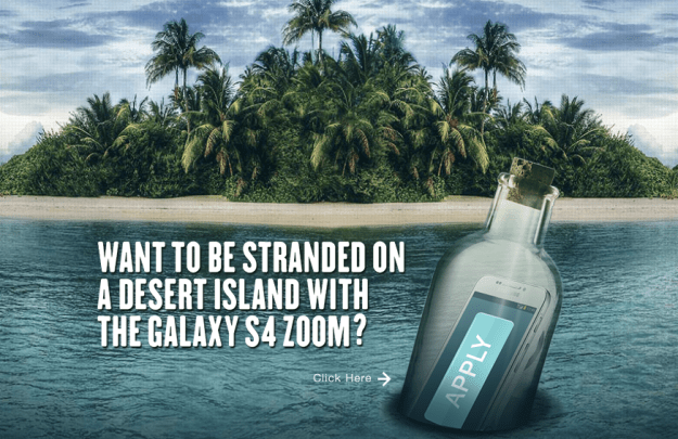 Samsung SOS Island Competition