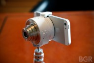 Sony Cyber-shot QX10 and QX100 hands-on - Image 1 of 11