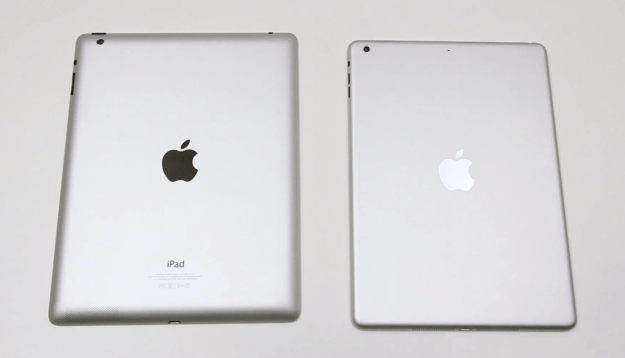 iPad 5 Leaked Video