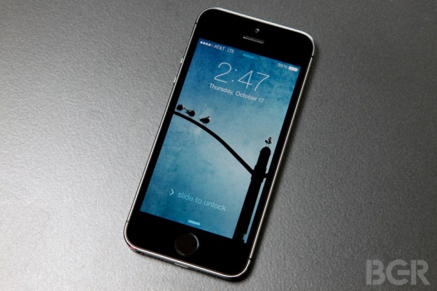 iOS 7.1 Security Flaw