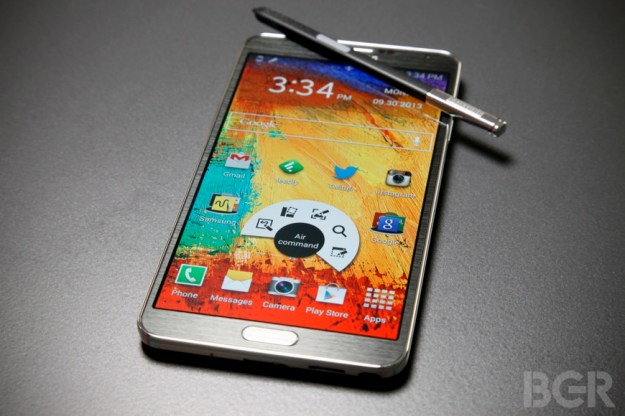 Samsung Galaxy Note 3 Sales
