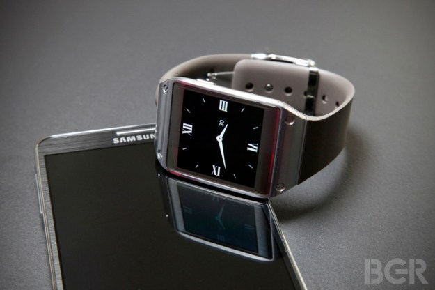 Samsung SAMI Wearable Computing Platform