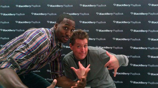 LG BlackBerry Taunt