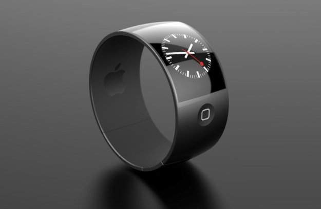 Apple iWatch Specs Display Size