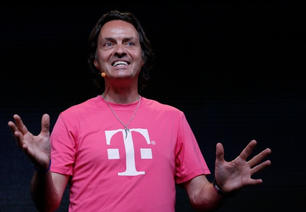 T-Mobile CEO Legere Interview