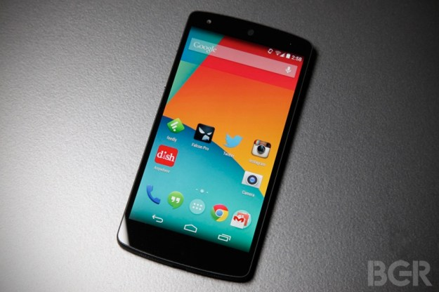 Nexus 5 Bug Fix