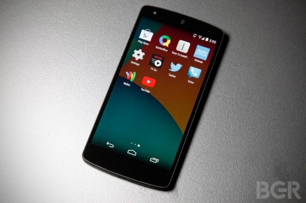 Sprint Nexus 5 Android 4.4.3 KitKat Update