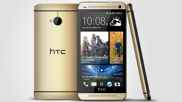 Gold HTC One Release Date