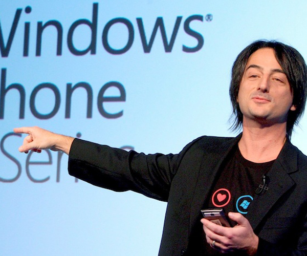 Windows Phone Vs. Android