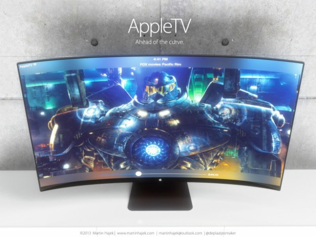 Apple Concepts 2015 Apple Itv Concept