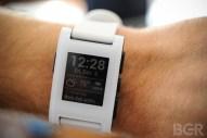 Pebble Smartwatch - Image 4 of 18
