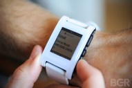 Pebble Smartwatch - Image 9 of 18