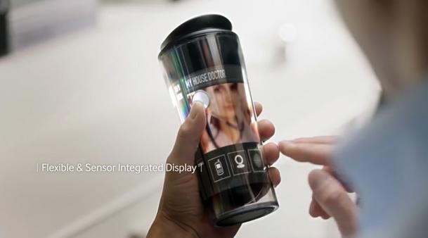 Samsung Display Future