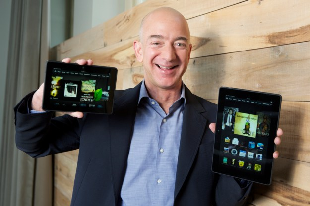 Amazon Kindle Tablets Mobile Payments