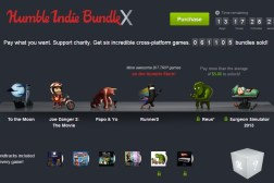 Humble Indie Bundle X Game Sale