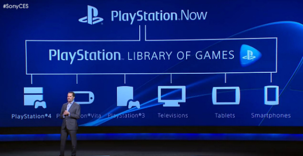 PlayStation Now Video