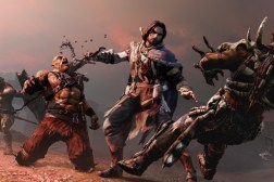 Shadow of Mordor Gameplay Video