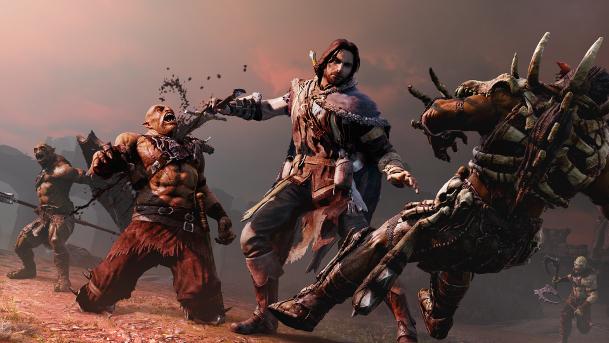 Shadow of Mordor Gameplay Video