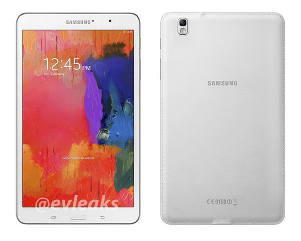 Samsung Galaxy Note Pro Specs