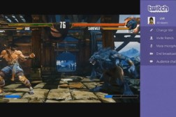 Xbox One Twitch Game Streaming