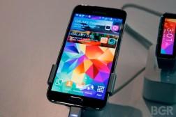 Galaxy S5 Comparison Galaxy S4