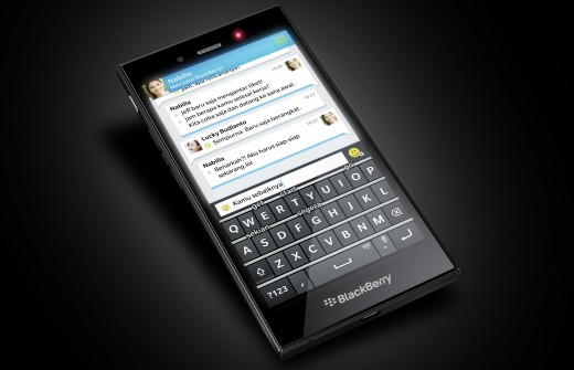BlackBerry 10.3 Leaked Screenshots