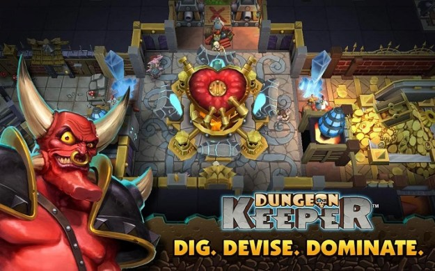 EA Dungeon Keeper Review