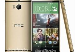 HTC One Gold Sequel Leak
