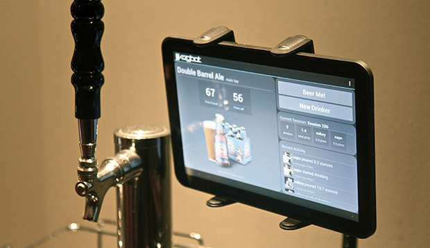 Kegbot Android Beer Keg Kickstarter Project