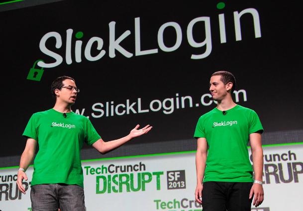 Google SlickLogin Password